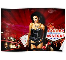 Vegas Night Out Poster