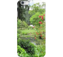 A well loved Country Garden, 'Cudlee Cree' Adelaide Hills. iPhone Case/Skin