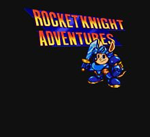 Rocket knight Adventures (Snes) Title Screen Unisex T-Shirt