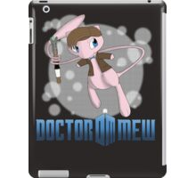Doctor Mew iPad Case/Skin