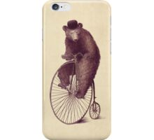Morning Ride iPhone Case/Skin