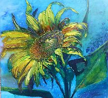 Sunflower by Bev Hardidge