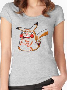 Pikacheeew ALT Women's Fitted Scoop T-Shirt