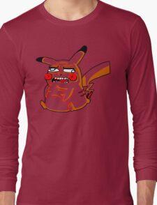 Pikacheeew ALT Long Sleeve T-Shirt