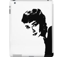 Audrey Hepburn Is Sabrina iPad Case/Skin