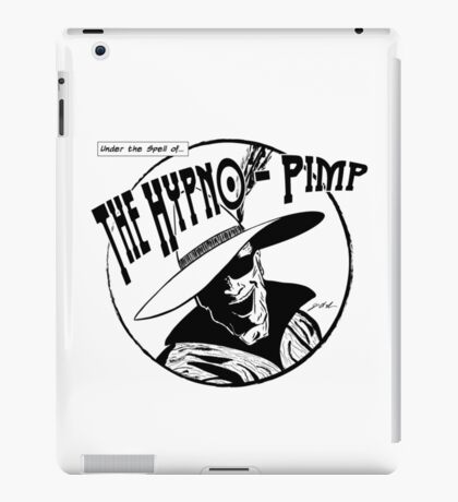 Under the Spell of... The Hypno-Pimp iPad Case/Skin