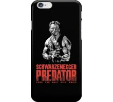 NES Predator: Arnie Edition iPhone Case/Skin