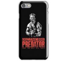NES Predator: Arnie Edition iPhone Case/Skin