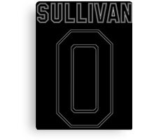 Sullivan 0 Tattoo - The Rev Canvas Print