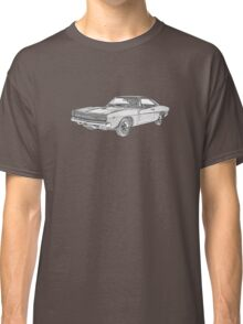 1968 Dodge Charger Classic T-Shirt