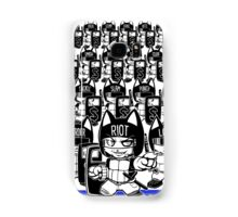 To Protect & Serve... Samsung Galaxy Case/Skin