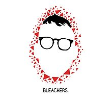 Bleachers Polygons Photographic Print