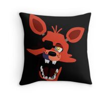 Five Nights At Freddy's Foxy Throw Pillow