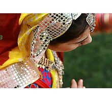 Saree Photographic Print