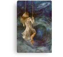 Through a Dream * Fantasy Canvas Print
