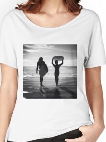 Surfers No.18 Women's Relaxed Fit T-Shirt