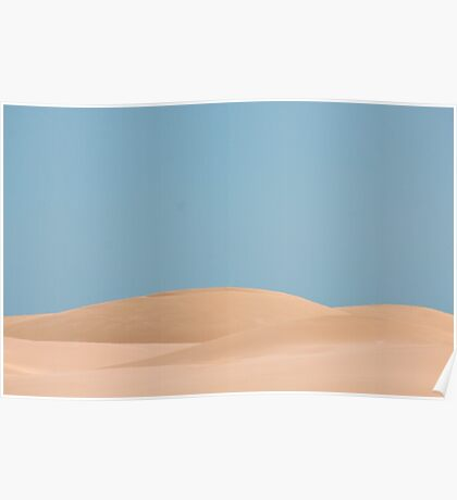 Dune body Poster