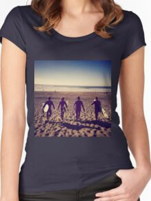 Surfer No.28 Women's Fitted Scoop T-Shirt