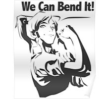 We Can Bend It Poster