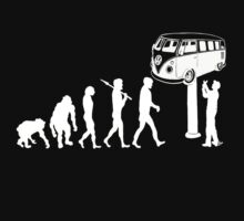 VW BUS Evolution by bulldawgdude