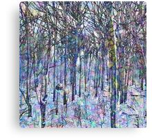 Hyperborean Landscape 5 Canvas Print