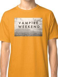 Vampire Weekend Poster Classic T-Shirt
