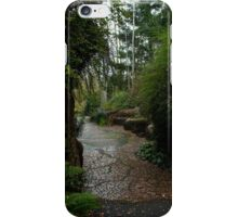 Creeping Through the Elfin Grotto iPhone Case/Skin