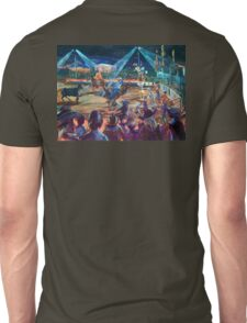 Rodeo time! Roma's Easter in the country series Unisex T-Shirt