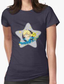 Rosalina & Luma Womens Fitted T-Shirt