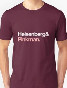 Heisenberg & Pinkman. T-Shirt