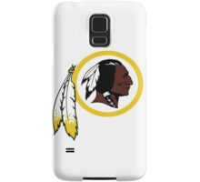 Washington Redskins Samsung Galaxy Case/Skin