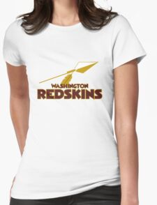 Washington Redskins Womens Fitted T-Shirt