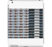 Urban Apartments building - condominium  iPad Case/Skin