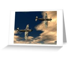 Me109g's Greeting Card