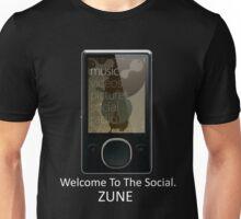 Zune Tee (Black) Unisex T-Shirt