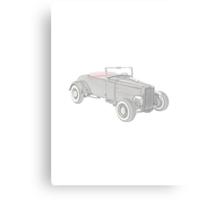 1931 Ford Hotrod Canvas Print