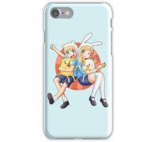 Anime Adventure Time! iPhone Case/Skin