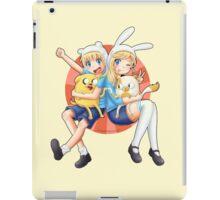 Anime Adventure Time! iPad Case/Skin