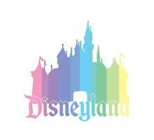 Disneyland by hilarydewitt
