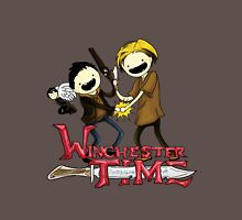 Winchester Time with Sam and Dean tshirt Unisex T-Shirt