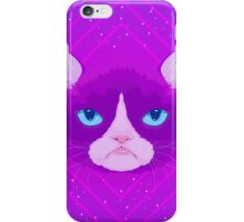 Grumpy cat iPhone Case/Skin