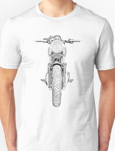 Motorcycle Front T-Shirt