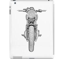 Motorcycle Front iPad Case/Skin