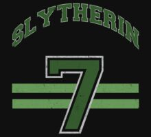 Slytherin - custom order by BGWdesigns