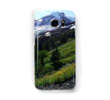 Mt. Baker Washington - North Face Samsung Galaxy Case/Skin