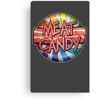 Meat Candy 2 Canvas Print