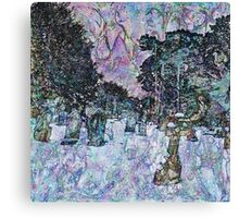 Hyperborean Landscape 6 Canvas Print