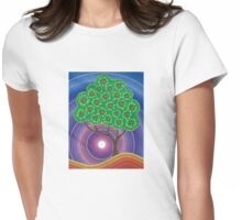 Ode to Harvest Womens Fitted T-Shirt