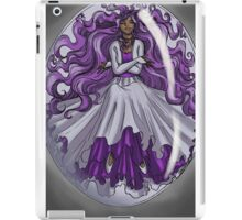 A Captured Queen iPad Case/Skin