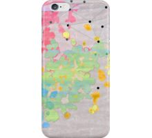 Floral Connections iPhone Case/Skin